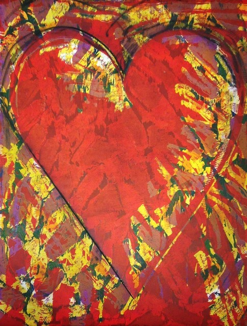 Jim Dine, 'The New Building', 2013, Chelsea Art Group