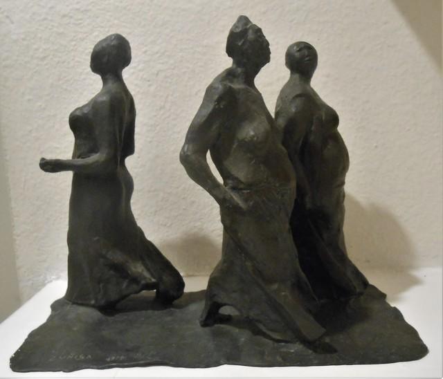 , 'Tres Mujeres Caminando,' 1979, Stern Fine Art