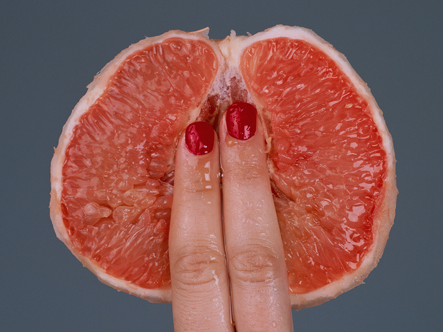 , 'Grapefruit ,' 2017, Imitate Modern