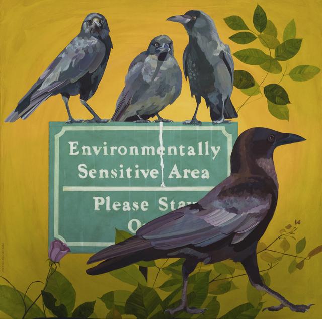 , 'Environmentally Sensitive ,' 2018, Bowersock Gallery