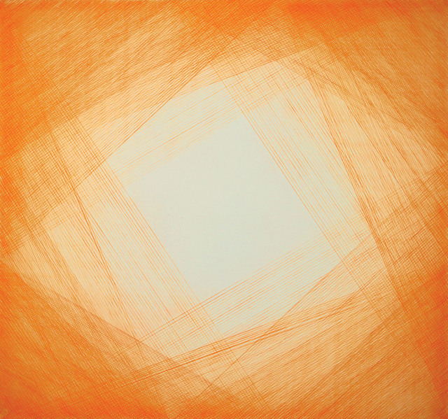 , 'aufzeichnen,' 2016, Edition & Galerie Hoffmann