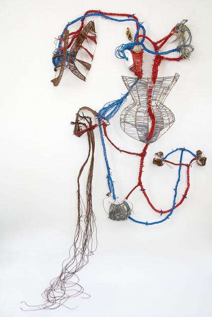 , 'Autopsia del mito/Autopsy of the myth,' 2016, 532 Gallery Thomas Jaeckel
