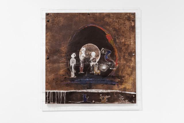 , 'L'iou, Feli, Manou & Willy,' 2006, Gallery MOMO
