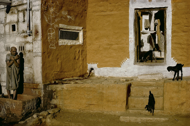 Harry Gruyaert, 'India, Rajasthan', 1976, Photography, Archival pigment print, printed later, GALLERY FIFTY ONE