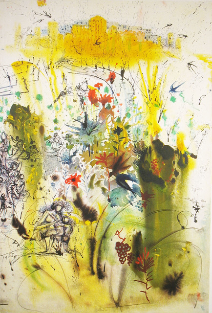 Salvador Dalí, 'The Land Come to Life', 1968, DTR Modern Galleries