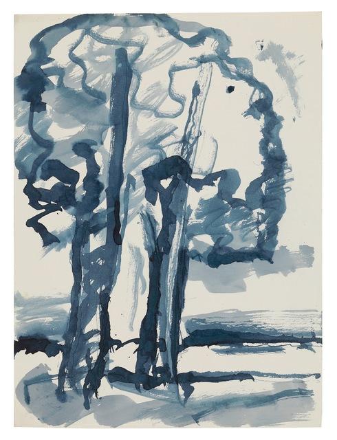 , 'Tree,' undated, New York Studio School