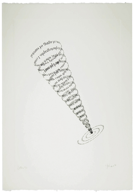 Eduardo Kac, 'Letter', 1996, Alternate Projects