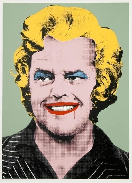 , 'Nicholson Marilyn,' 2008, Imitate Modern