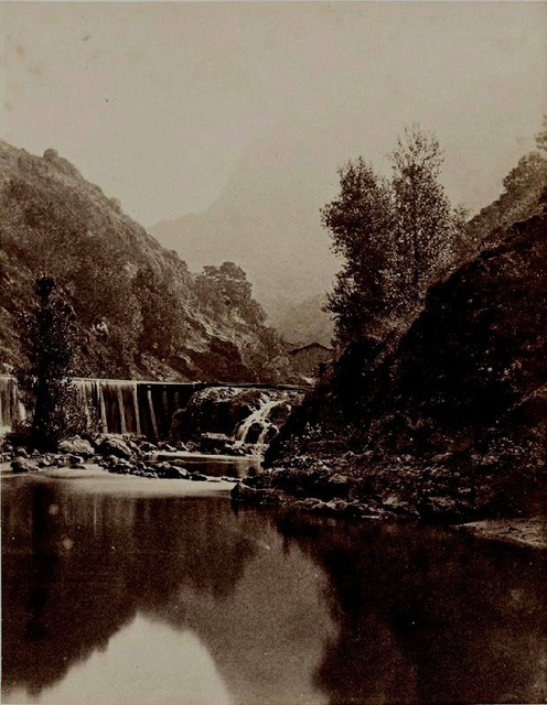 André Giroux, 'Barrage dans le Massif central', 1855, James Hyman Gallery