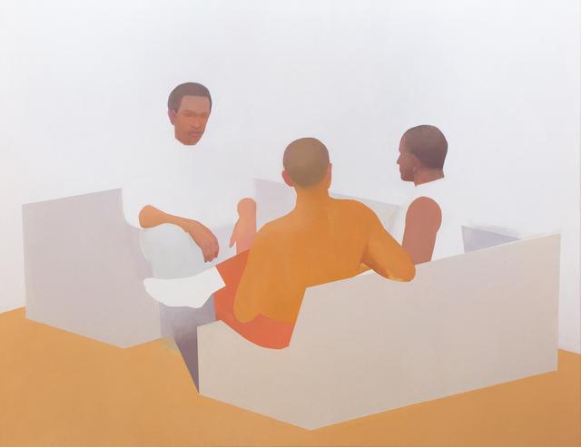 Manuel Stehli, 'Untitled', 2019, SETAREH