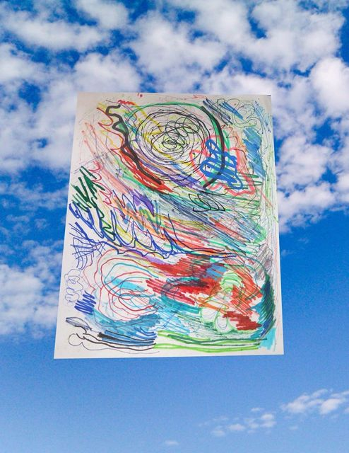 ", '""Doodles #2"",' 2015, VINCE fine arts/ephemera"