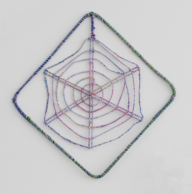 , 'Web 1,' 2013, Fresh Window