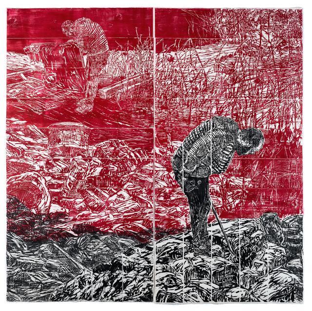 Orit Hofshi, 'Standpoint', 2019, Zemack Contemporary Art