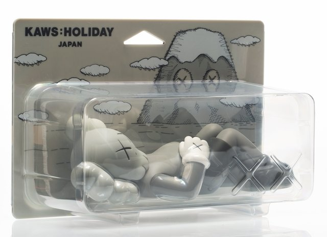 KAWS, 'Holiday: Japan, set of three', 2019, Heritage Auctions