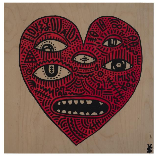 , 'Heartless,' 2018, FF-1051 Gallery