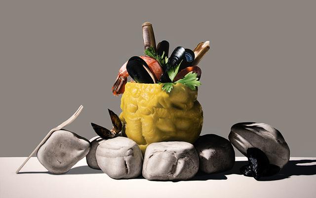 Christian Carlini, 'Poseidone ', 2018, Italian Fine Art Gallery