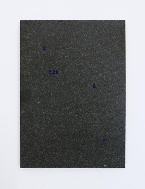 , 'Blue Tooth,' 2015, Marie Kirkegaard Gallery