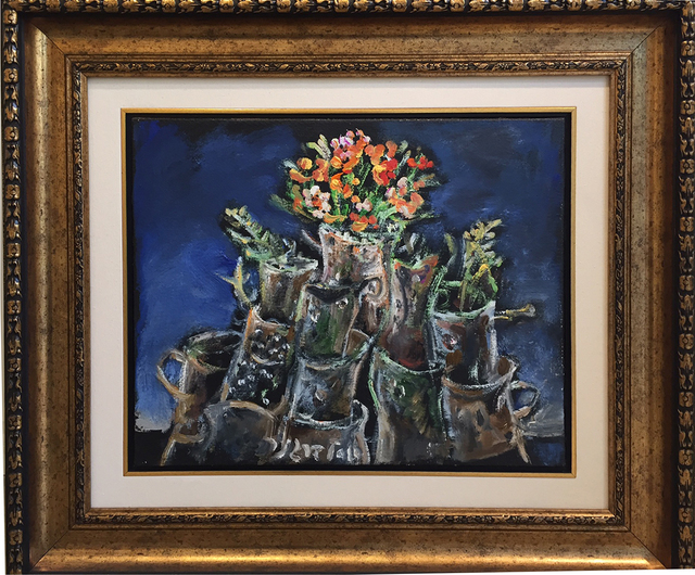 , 'Still life and flowers,' , Dan Gallery