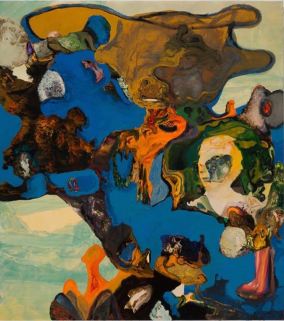 , 'Le cas de M,' 2015, Galerie Nathalie Obadia