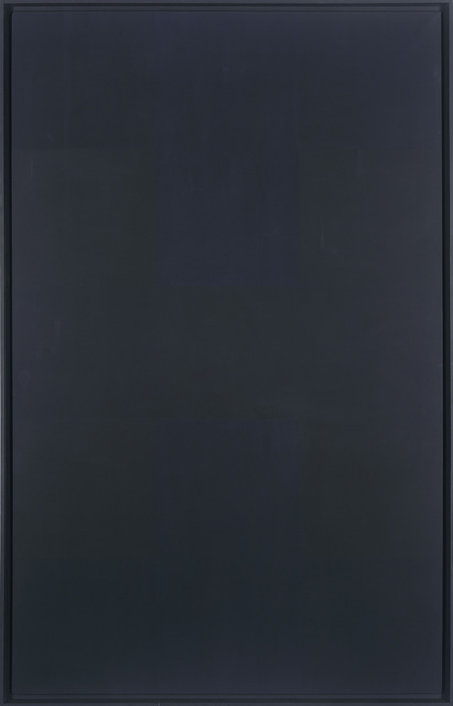 Ad Reinhardt, 'Abstract Painting', 1956, Fondation Beyeler