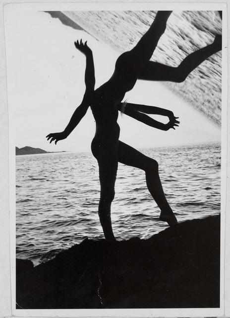 Weegee, 'Ocean Dancer Distortion', ca. 1950, Caviar20