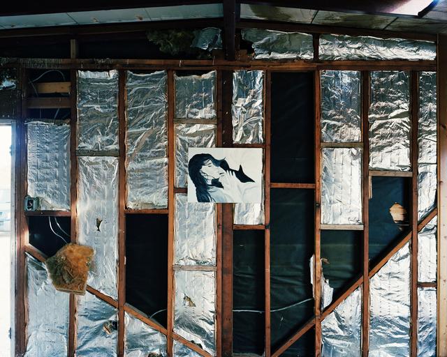 , 'Abandoned Painting H,' 2008, Maccarone