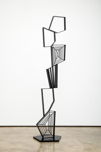 , 'W.I.L.S.O.N. #3,' 2017, Lora Reynolds Gallery