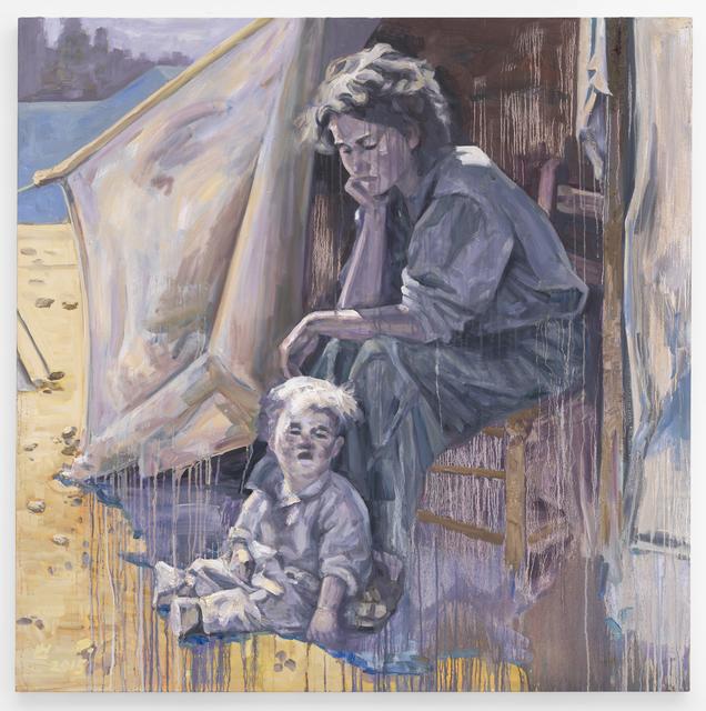 , 'Camp I,' 2015, Nancy Hoffman Gallery