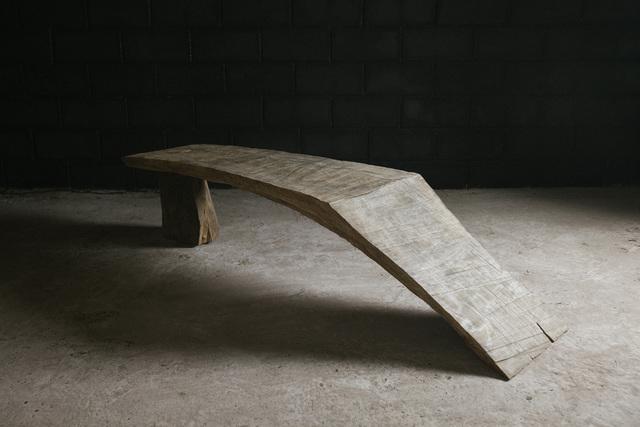 , 'Bench #7,' 2012, Armel Soyer