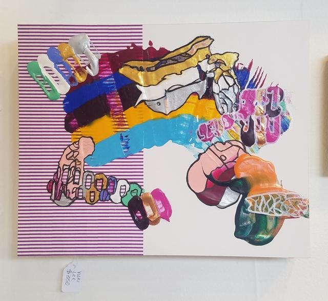 Yuni Lee, 'Bubbles #2 ', 2018, Ro2 Art