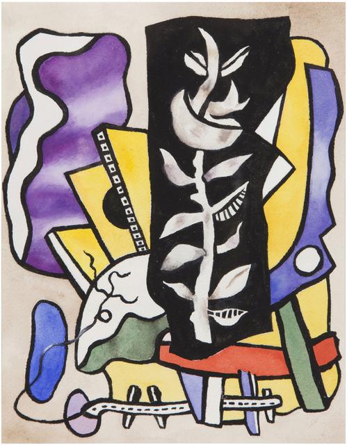 , 'After Fernand Léger,' 1983, Blondeau & Cie