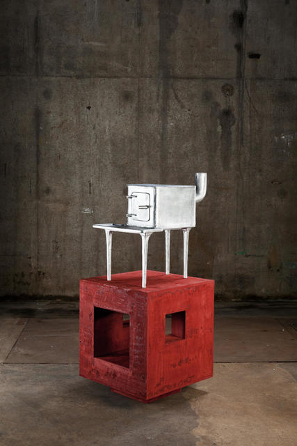 , 'Happy Industry Stove,' 2015, Almine Rech