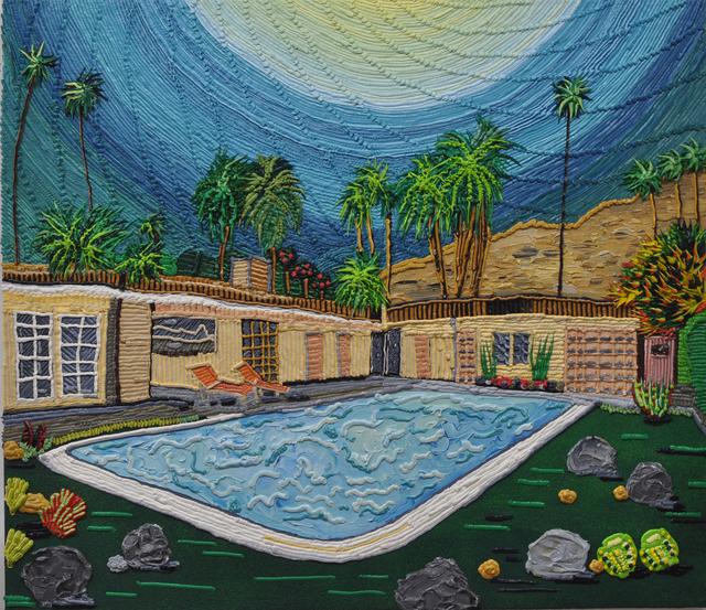 , 'Sunshine,' 2017, Craig Krull Gallery