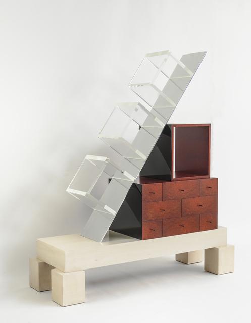 , 'Cabinet no. 75,' 2006, Friedman Benda