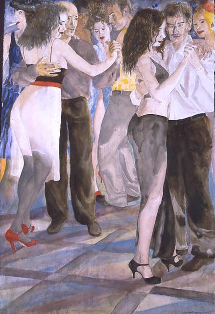 , 'Dancers,' 2005, SPONDER GALLERY