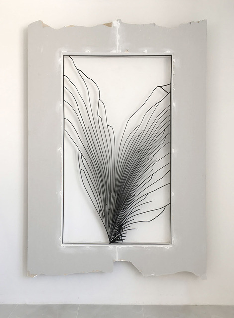 , 'Cracked Mobile #3,' 2019, La Patinoire Royale / Galerie Valerie Bach