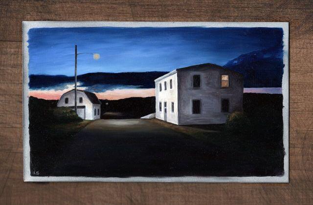 , 'Night Light,' , Ro2 Art