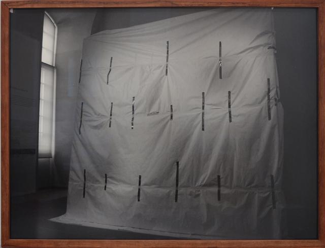 , 'Exhibition Making #1_Louvre ,' 2014, Tatjana Pieters