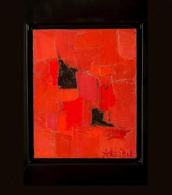 , 'Red ,' 1965, Biaggi & Faure Fine Art