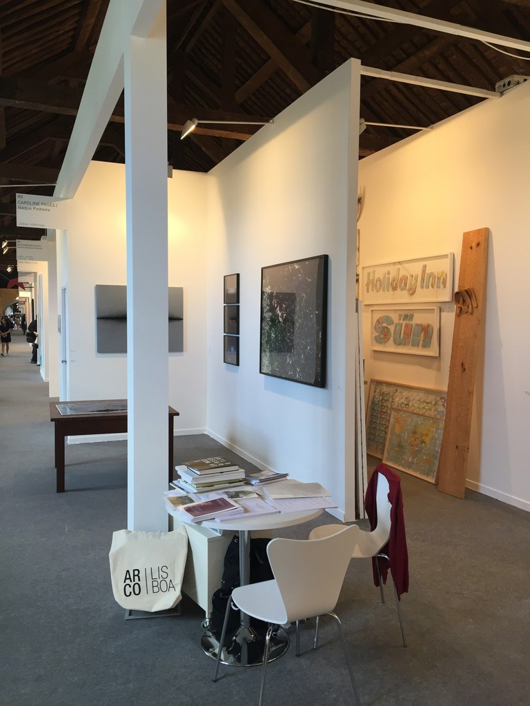Booth view, ARCO Lisboa 2017