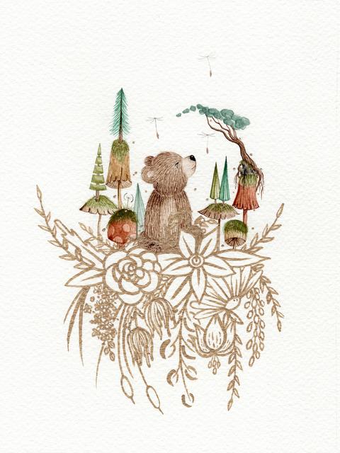 , 'Wherever I Go - Summer,' 2017, Flower Pepper Gallery