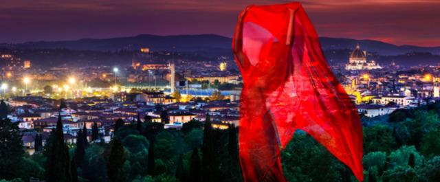 David Drebin, 'Fantasy In Florence', Art Angels