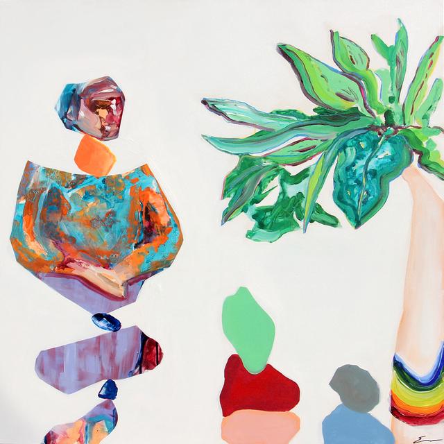 , 'Teeter-Teeter,' 2017, Bau-Xi Gallery