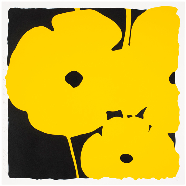 , 'Poppies (Yellow),' 2011, Nikola Rukaj Gallery