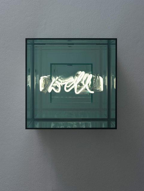 , 'AS WELL AS,' 2016, Galerie Nikolaus Ruzicska