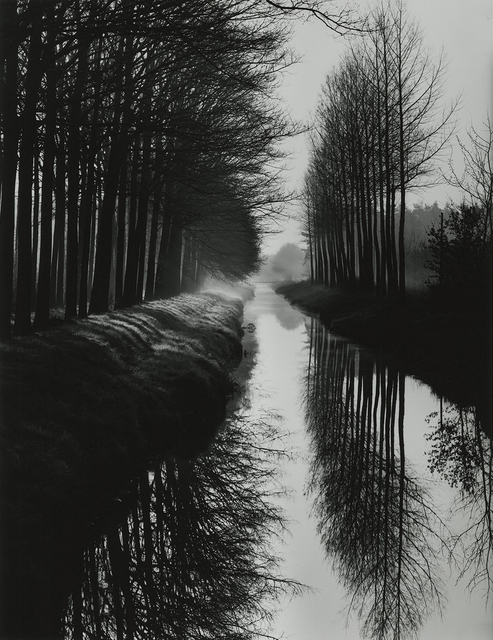 , 'Canal, Netherlands,' ca. 1971, Photography West Gallery