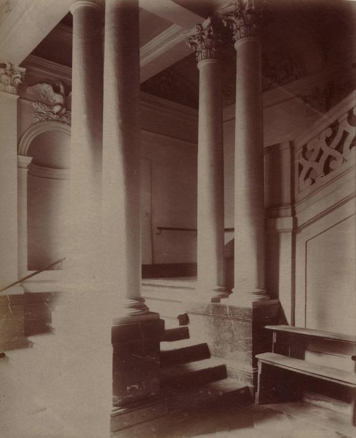 , 'Escalier de l'Hôtel de Beauvais, 68 rue François Miron. Paris 4,' 1902/1902, Contemporary Works/Vintage Works