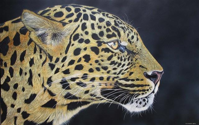 , 'Leopard,' 2017, DATG Concept