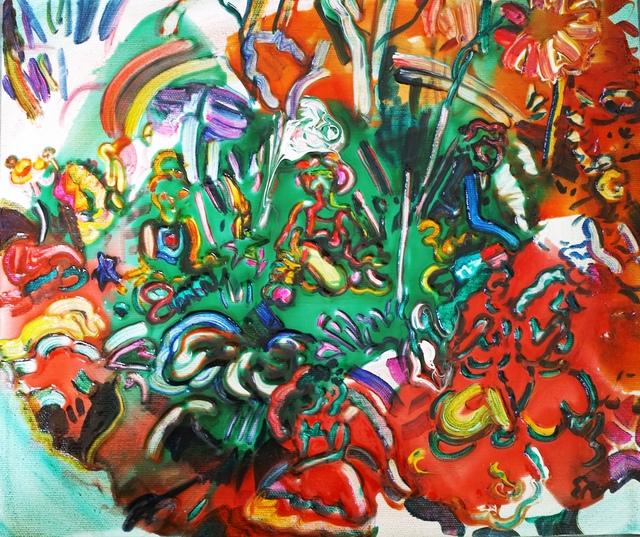 , 'beppu 01,' 2015, COHJU contemporary art