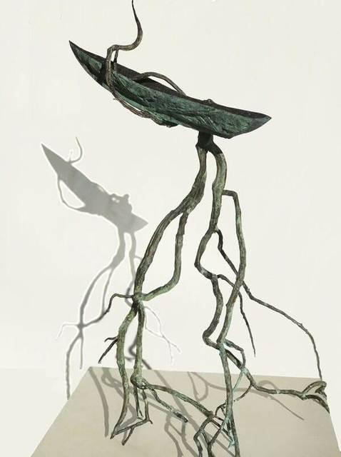 , 'Caught Between Worlds,' 2017, International Sculpture Center